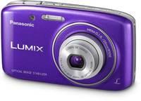 Panasonic Lumix DMC-S2 fialový
