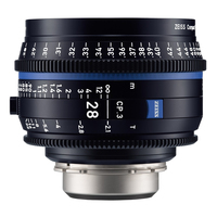 Zeiss Compact Prime CP.3 T* 28mm f/2,1 pro Nikon