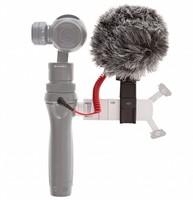DJI RODE VideoMicro mikrofon a rychloupínací svorka 360 pro OSMO