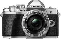 Olympus OM-D E-M10 Mark III + 14-42 mm EZ stříbrný - Foto kit