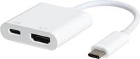 eStuff adaptér USB-C na HDMI