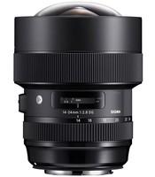 Sigma 14-24mm f/2,8 DG HSM Art pro Nikon