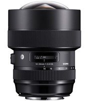 Sigma 14-24mm f/2,8 DG HSM Art pro Canon
