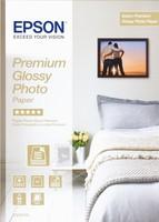 Epson Premium Glossy Photo Paper A4, 15 listů