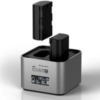 Hahnel univerzální nabíječka Pro CUBE2 pro Canon