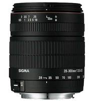 Sigma 28-300mm F 3,5-6,3 DG MACRO pro Pentax + utěrka Sigma zdarma!