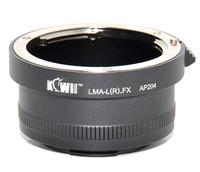 JJC adaptér z Leica R na Fuji X