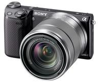 Sony NEX-5R + 18-55 mm černý + 16GB Ultra + originální brašna!