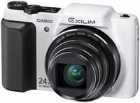 Casio EXILIM EX-H50 bílý