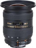 Nikon 18-35 mm F3,5-4,5D IF-ED AF ZOOM NIKKOR s HB-23