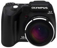 Olympus SP-500 Ultra Zoom + síťový zdroj