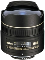 Nikon 10,5 mm f/2,8 G AF DX RYBÍ OKO IF-ED s CL-0715 / LF-1
