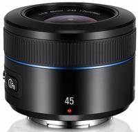 Samsung NX 45mm f/1,8