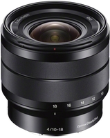 Sony 10-18mm f/4,0 OSS SEL