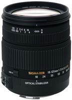 Sigma 18-125mm F 3,8-5,6 DC HSM OS pro Canon