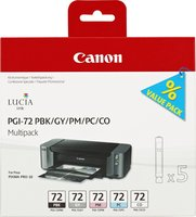 Canon cartridge PGI-72 PBK/GY/PM/PC/CO Multipack