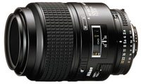 Nikon 105 mm F2,8 AF MICRO-NIKKOR D A