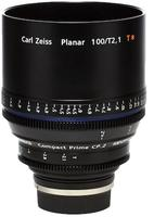 Zeiss Compact Prime CP.2 Planar T* 100mm f/2,1 CF pro Canon