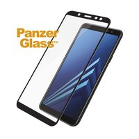 PanzerGlass tvrzené sklo Edge-to-edge pro Galaxy A6 černé