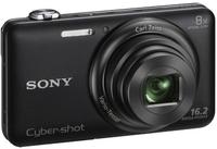 Sony CyberShot DSC-WX80 černý + 8GB Class 10 + originální pouzdro + náhradní akumulátor!