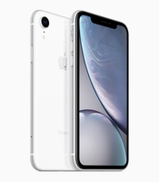 Apple iPhone XR 64GB bílý - zánovní