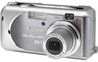 Canon PowerShot A430 šedý