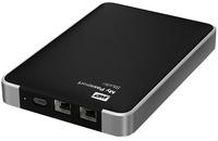 """Western Digital WD Passport Studio 1TB Ext. 2.5"""" USB2.0, FireWire, 8MB cache, LCD, černý"""