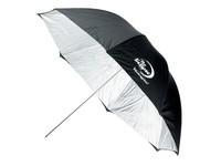 Fomei deštník ES-114 stříbrný
