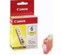 Canon Cartridge  BCI-6Y