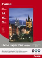 Canon fotopapír SG-201 Plus Semi-gloss (A3)