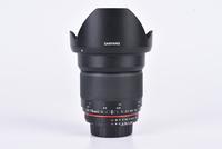 Samyang 16mm f/2,0 ED AS UMC CS pro Nikon AE bazar