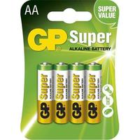 GP AA Super alkalická - 4 ks