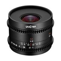 Laowa 7.5mm T2.1 Cine pro Micro 4/3