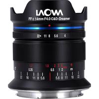 Laowa 14mm f/4 FF RL Zero-D pro Leica L
