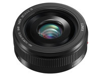 Panasonic Lumix G 20mm f/1,7 II ASPH