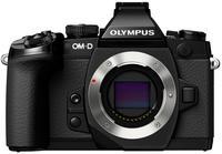 Olympus OM-D E-M1 + 17 mm černý
