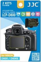 JJC ochranná folie LCD LCP-D800 pro Nikon D800, D800E