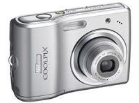 Nikon CoolPix L14 stříbrný + SD 1GB karta!