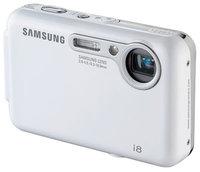 Samsung i8 bílý