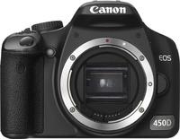 Canon EOS 450D + Sigma 17-70 mm