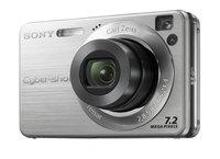 Sony DSC-W110 stříbrný