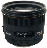Sigma 50 mm F 1,4 EX DG HSM pro Sigma + utěrka Sigma zdarma!