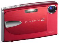 Fuji FinePix Z20fd červený