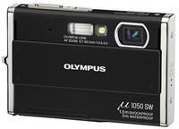 Olympus Mju 1050 SW černý