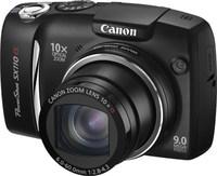 Canon PowerShot SX110 IS černý + tiskárna MP190