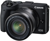 Canon EOS M3 + 18-55 mm STM Premium kit