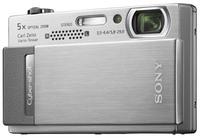 Sony DSC-T500 stříbrný