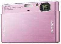 Sony DSC-T77 růžový