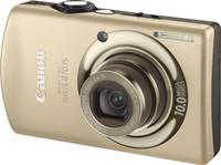 Canon IXUS 870 IS zlatý
