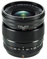 Fujifilm XF 16mm f/1,4 R WR